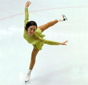 Peggy Fleming Figure Skating