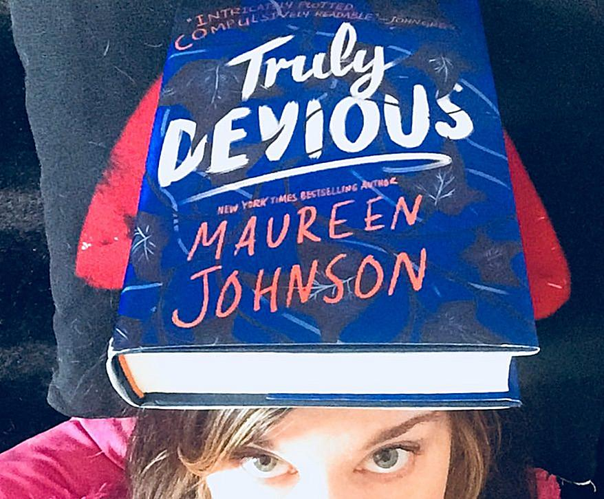 Truly Devious is Out!