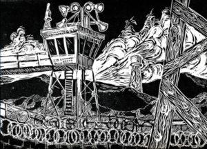 """""""Towers"""" by Brendan Murdock"""