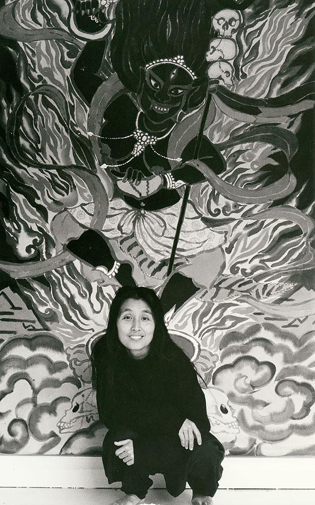 Mayumi Oda Photo by Maureen Murdock