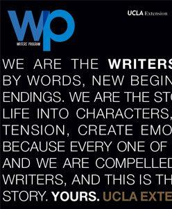 UCLA Extension Writers Program