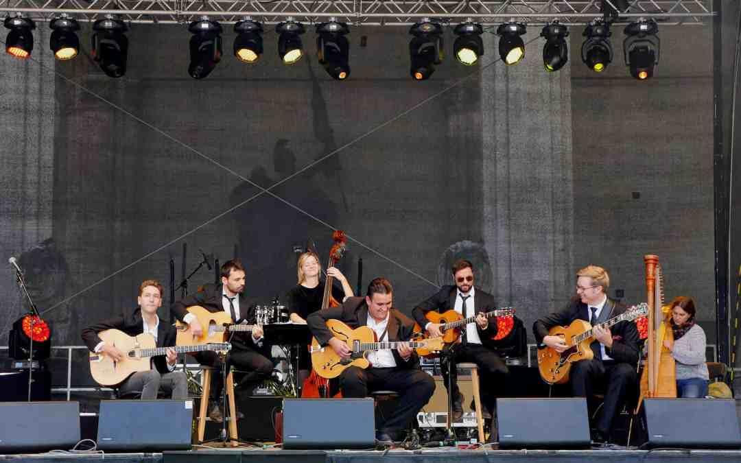 FreitagsKultour: Gypsy Swing by Hot Club de M Belleville