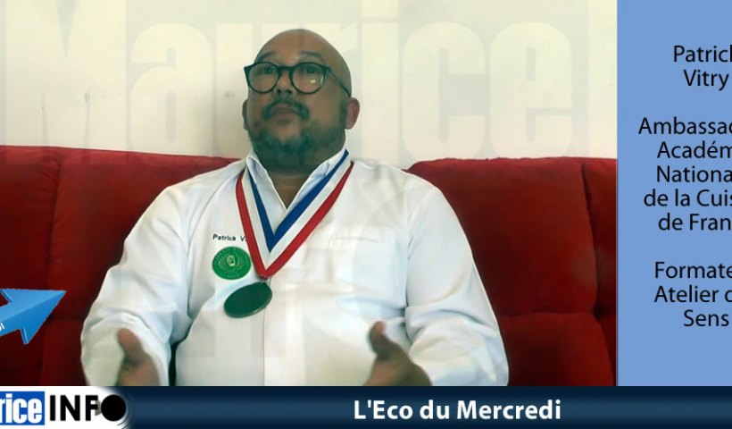 L'Eco du Mercredi de Patrick Vitry