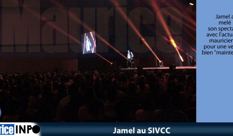 Jamel au SIVCC