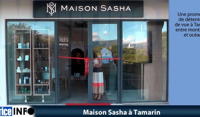 Maison Sasha à Tamarin