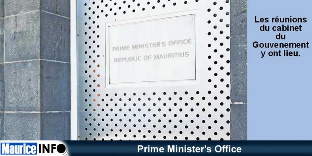 Décisions du Conseil des Ministres du 26 juin 2020