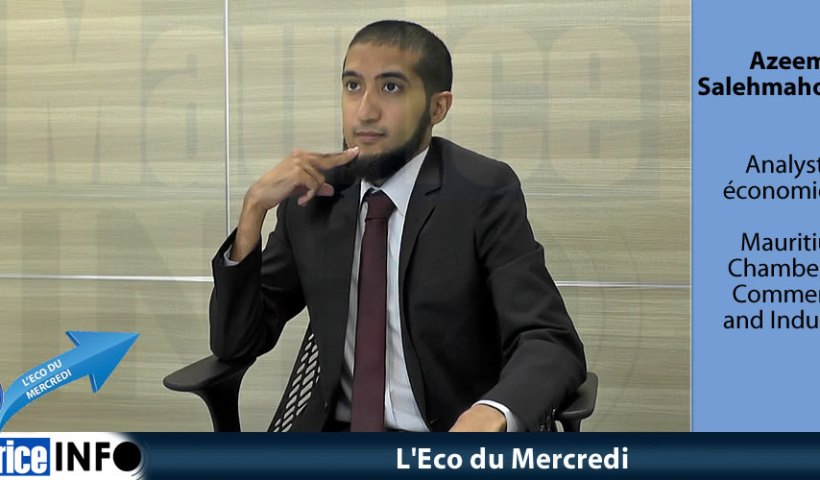 L'Eco du Mercredi d' Azeem Salehmahomed.