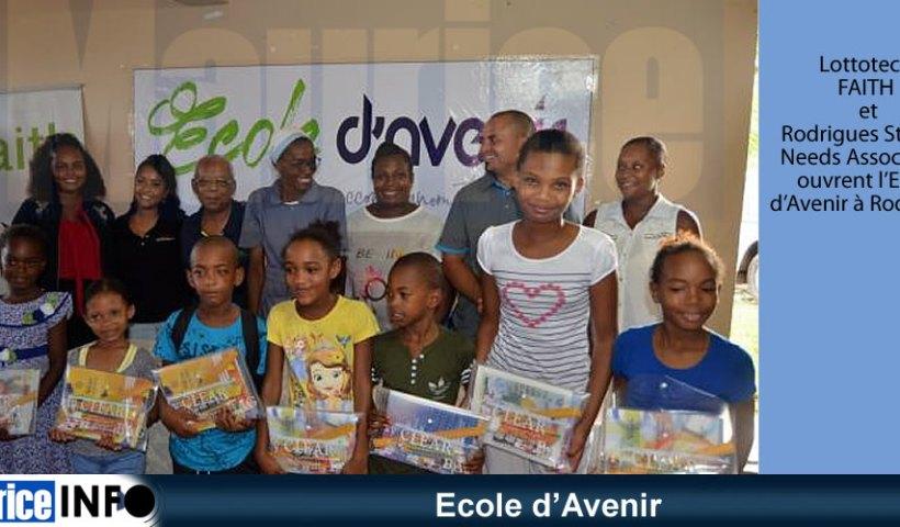 Ecole d'Avenir de Montagne Cabris Corail.
