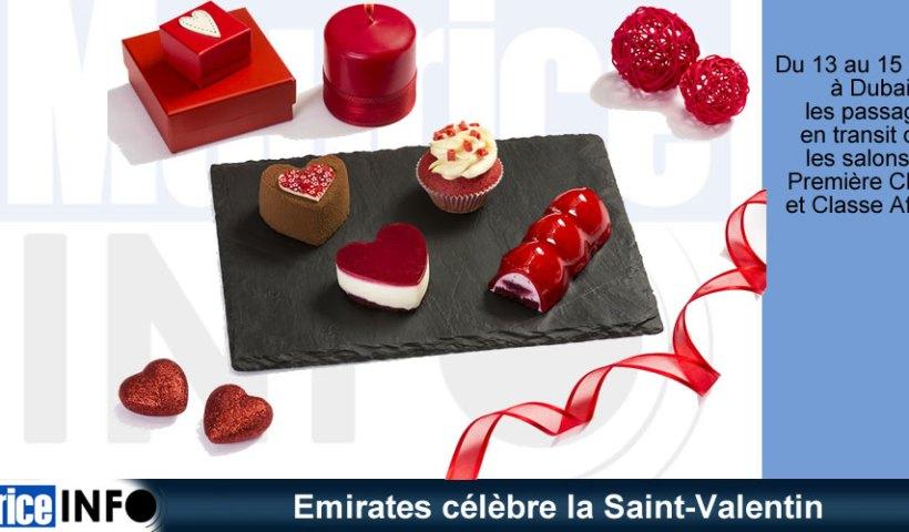 Emirates célèbre la Saint-Valentin