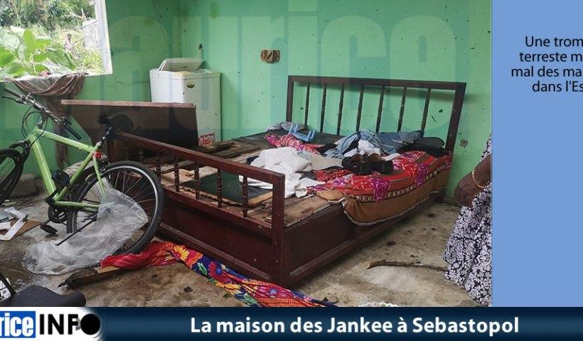 La maison des Jankee à Sebastopol © FB Nou village - Sebastopol