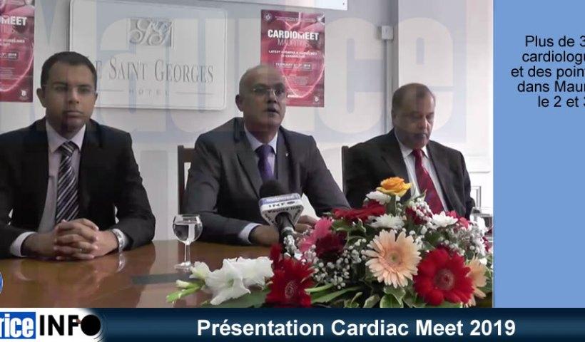 Présentation Cardiac Meet 2019