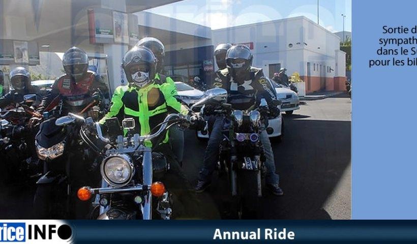 Sortie de sympathie pour les bikers
