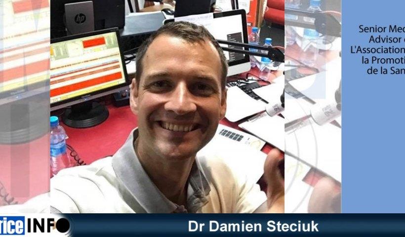 Dr Damien Steciuk,