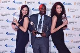 Katya Stead, CRA, South Africa, Patrick Alushula, Nation Media Group, Kenya, Sara Bar-arhout, Economie Enterprises, Morocco7