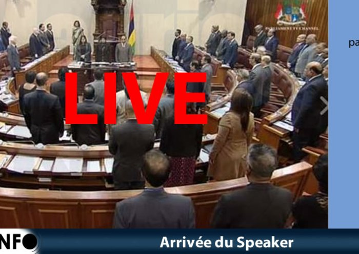 Parlement en live