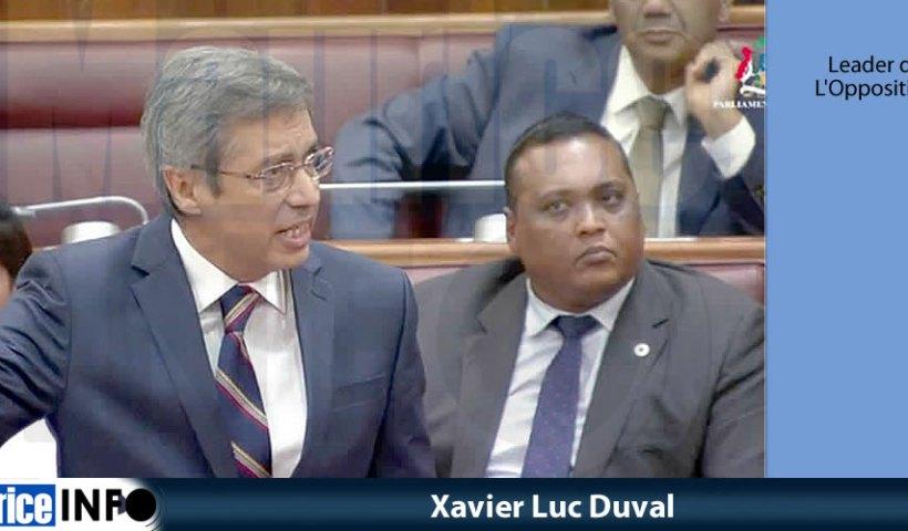 Xavier Luc Duval