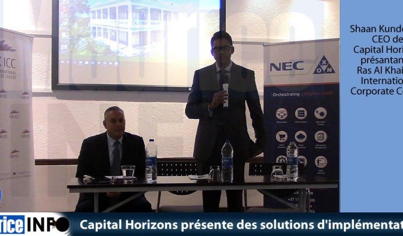 Capital Horizons présente des solutions d'implémentation