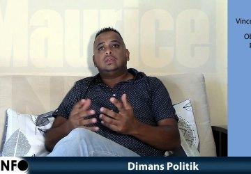 Dimans Politik de Vincent Seetaram