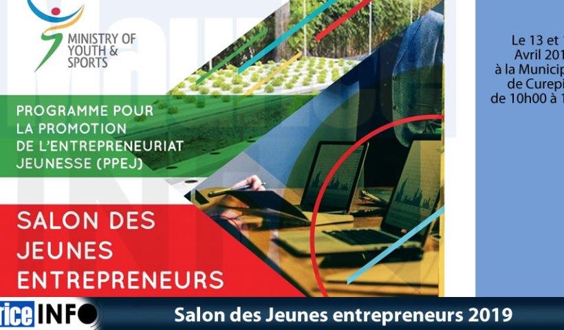 Salon des Jeunes entrepreneurs 2019