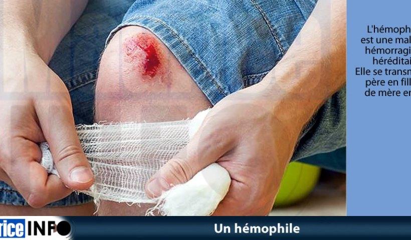 Un hémophile
