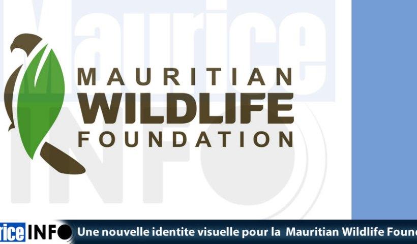 Une nouvelle identite visuelle pour la Mauritian Wildlife Foundation