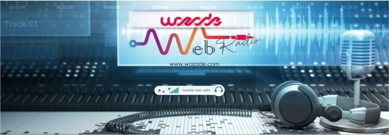 Wazade Web Radio