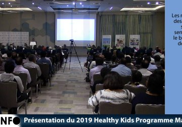 2019 Healthy Kids Programme Mauritius