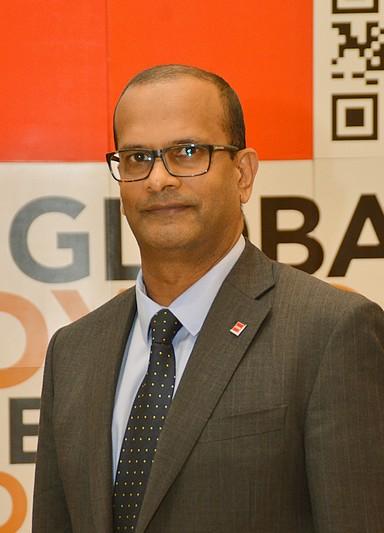 Sallah-ud-din (Den) Surfraz, le nouveau président du Network Panel.