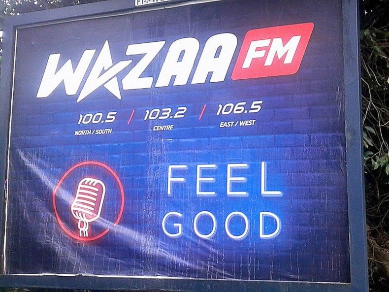 Affiche Wazaa
