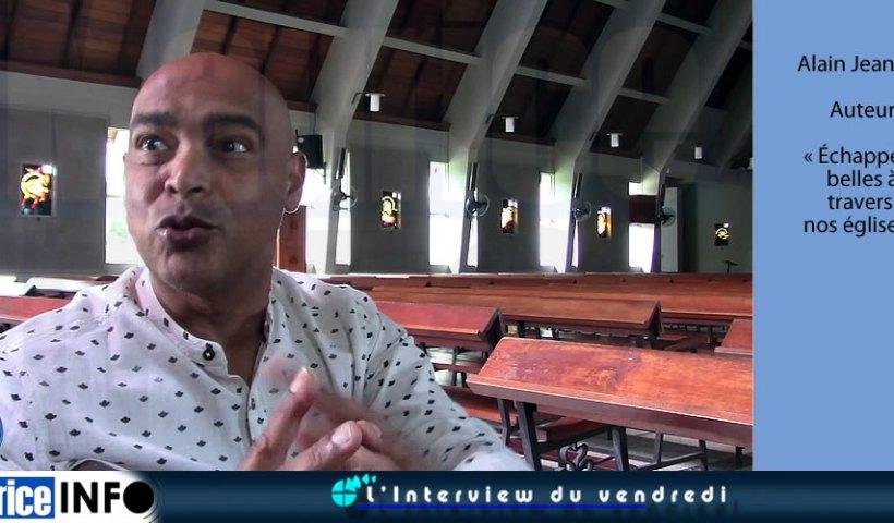 Interview du Vendredi d'Alain Jeannot