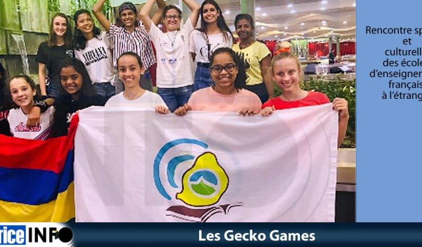 Les Gecko Games