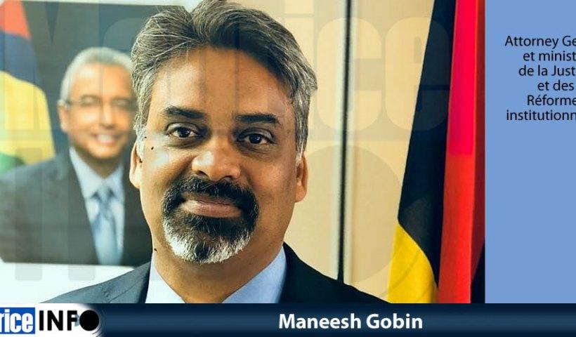 Maneesh Gobin