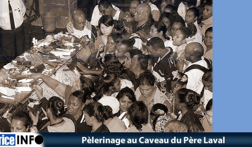 Pèlerinage au Caveau du Père Laval