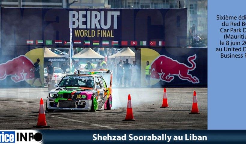 Shehzad Soorabally au Liban