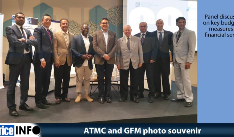 ATMC and GFM photo souvenir