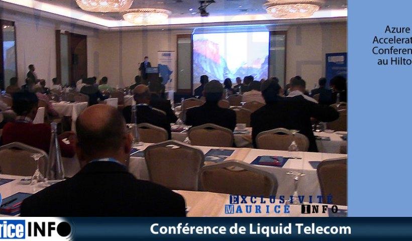 Conférence de Liquid Telecom