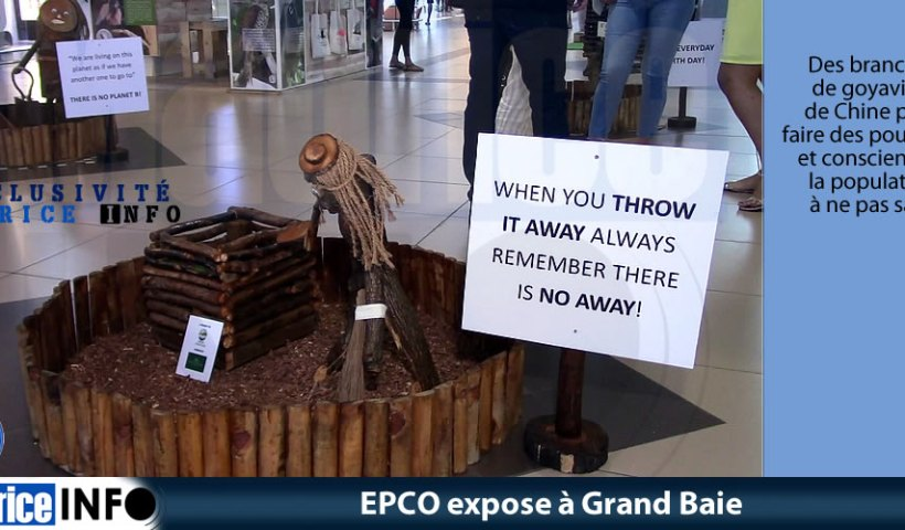 EPCO expose à Grand Baie