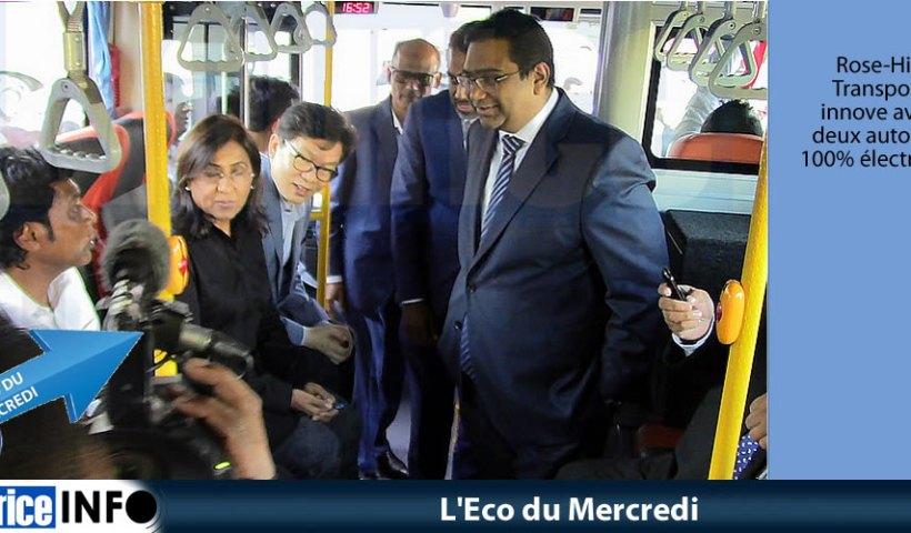 L'Eco du Mercredi - Rose-Hill Transport