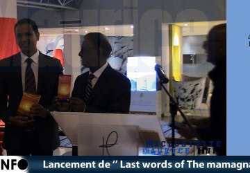 Lancement de last words of the magnate