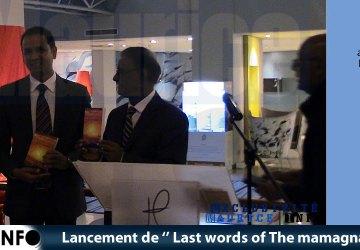 Lancement de last words of the magnate