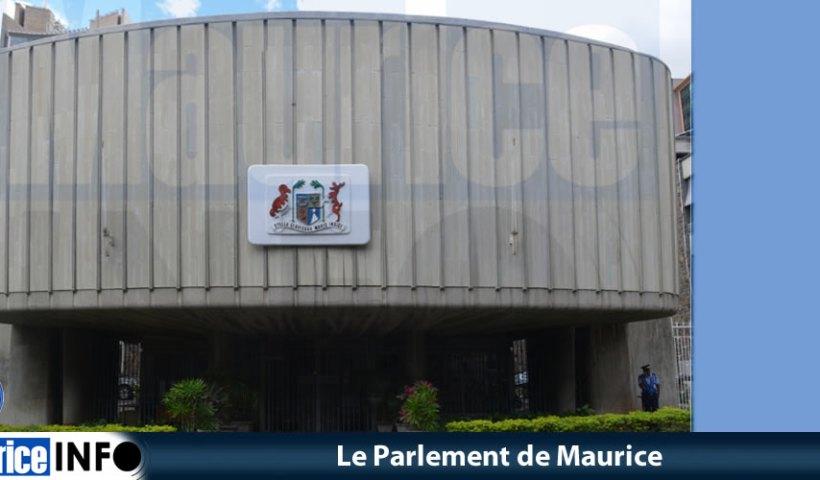 Le Parlement de Maurice