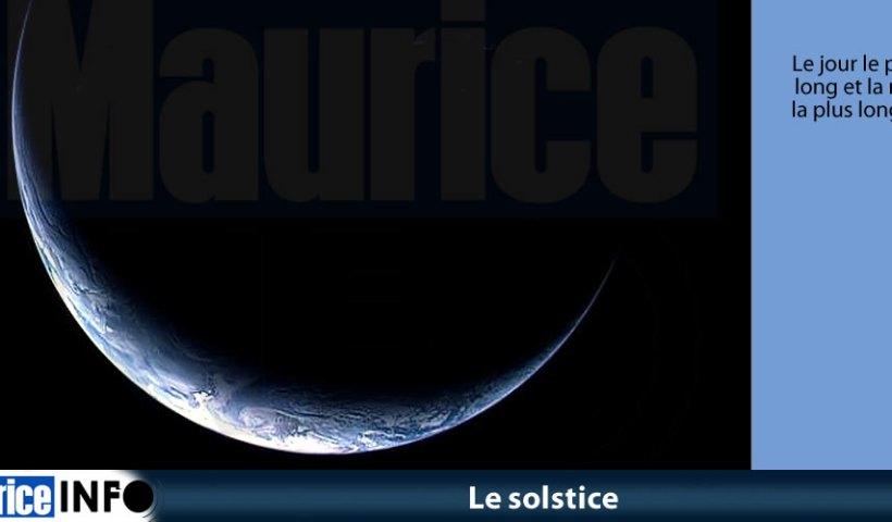 Le solstice