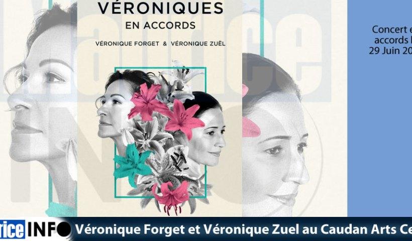 Véronique Forget et Véronique Zuel au Caudan Arts Centre