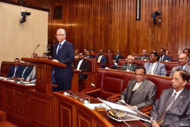 Budget 2019-2020, les photos