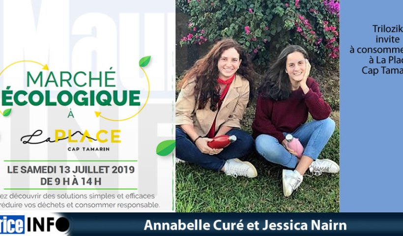 Annabelle Curé et Jessica Nairn