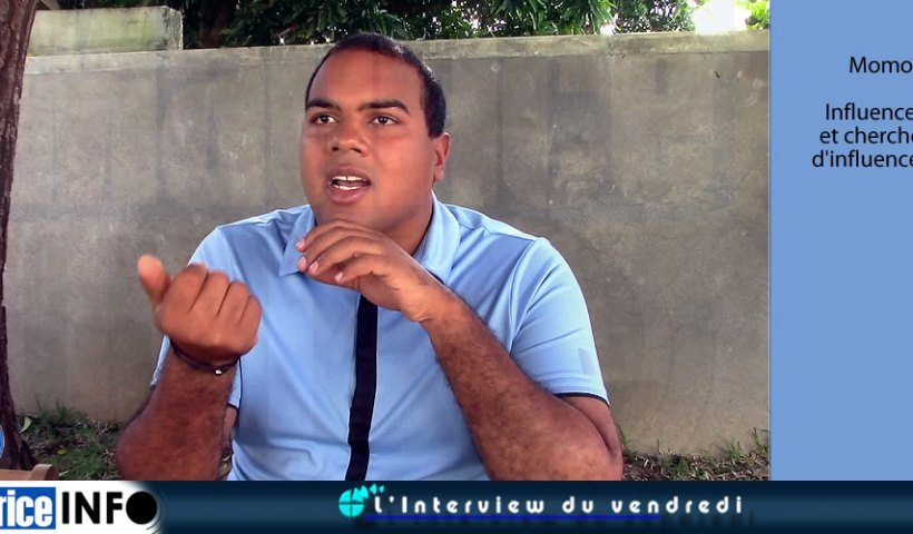L'Interview du vendredi de Momo