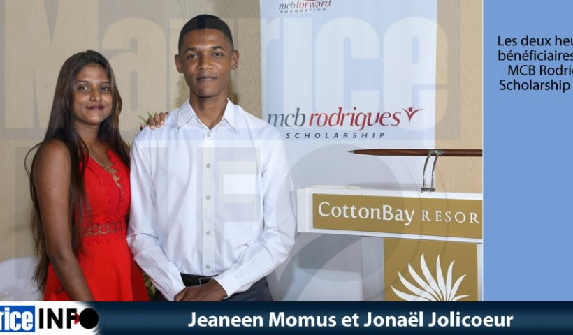 Jeaneen Momus et Jonaël Jolicoeur