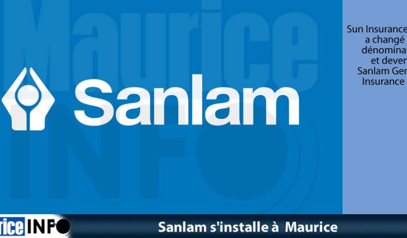 Sanlam s'installe à Maurice