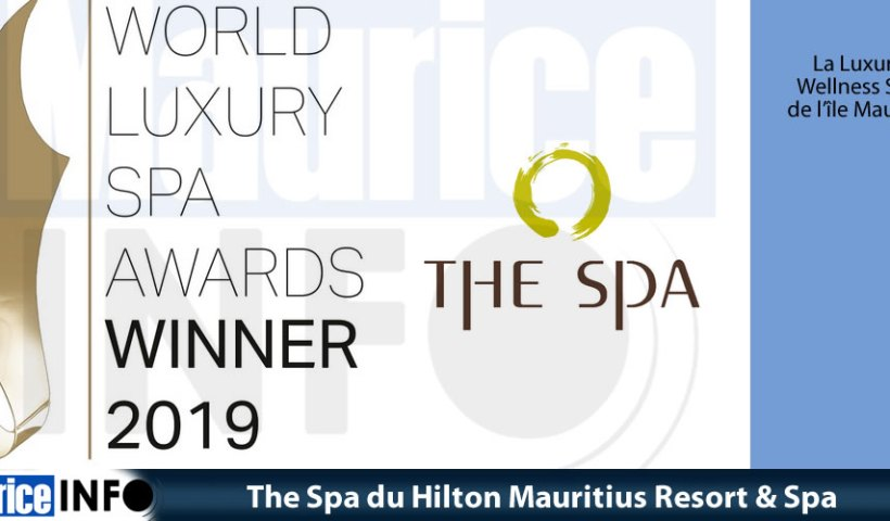 The Spa du Hilton Mauritius Resort & Spa