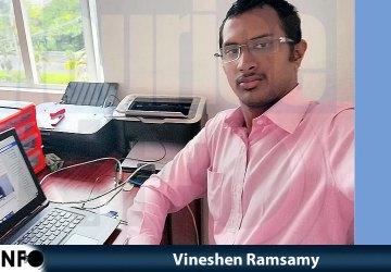Vineshen Ramsamy